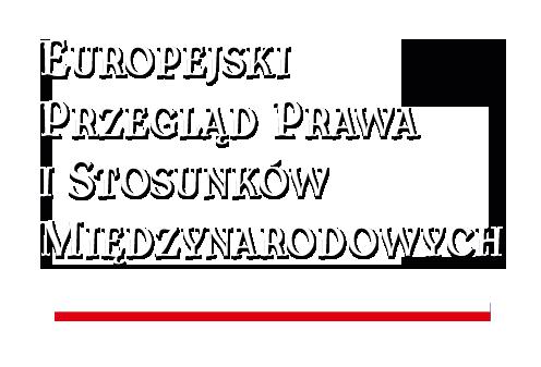 kwartalnik Europejskiej Wyższej Szkoły Prawa i Administracji